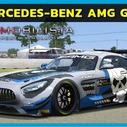 Automobilista - Mercedes-Benz AMG GT3 at Sebring (PT-BR)