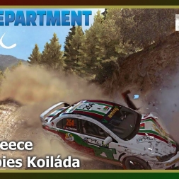 Dirt Rally - RDRC 08 - Rally Greece - SS11 Abies Koiláda