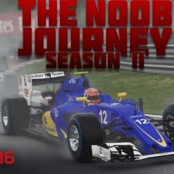 ITS BACK! - NOOB JOURNEY - SEASON 2 (PRE SEASON RACE)