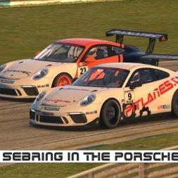 iRacing.com / Porsche Cup Car / Sebring Race 5