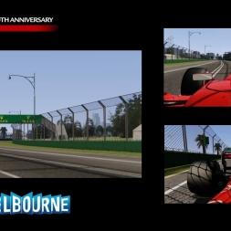 Assetto Corsa * Scuderia Ferrari SF70H * Australien GP Melbourne