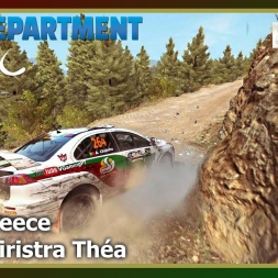 Dirt Rally - RDRC 08 - Rally Greece - SS12 Tsiristra Théa