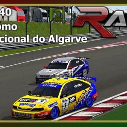 Race 07 - Autódromo Internacional do Algarve - Volvo S40