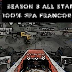F1 2016 - F1XL Season 8 - 100% All Star Race