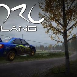 RDRC S8 | Rally Finland - Shakedown