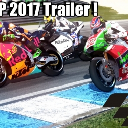 MotoGP 17 Trailer Cinematic 4k
