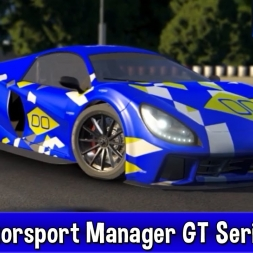 TwinPlays Motorsport Manager GT Series - #05 Struggles