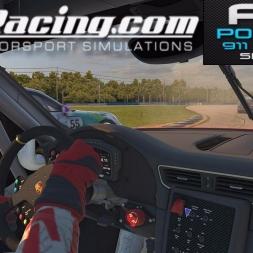 iRacing AOR Porsche 911 GT3 Cup - Sebring International