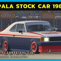Automobilista - Opala Stock Car 1986 at Velopark (PT-BR)