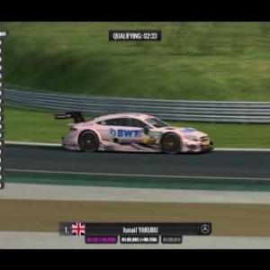 Raceroom Broadcast| VRTM Round 4 Hungaroring Test Race