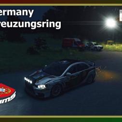 Dirt Rally - PTSims Rally Series 2017 - Rally Germany - SS12 Kreuzungsring