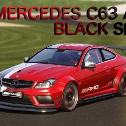 Assetto Corsa 4K * Mercedes C63 AMG Black Series