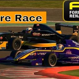 iRacing AOR Formula Renault Season 2 2017 - Round 3