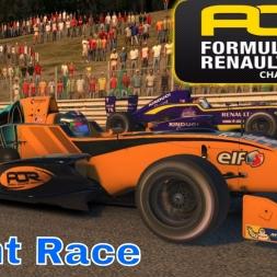 iRacing AOR Formula Renault Season 2 2017 - Round 4