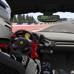 Assetto Corsa - Ferrari 458 Italia S3 - RSR WR - Red Bull Ring