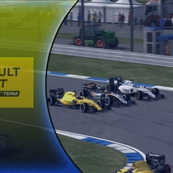 F1 2016 Career Mode Part 27: I F*cked It! :( (Germany)