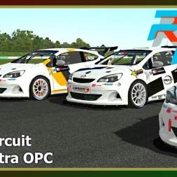 RFactor 2 - Croft - Opel Astra OPC - 5 laps vs AI