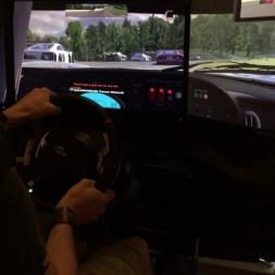 iRacing - GT3 - Canadian Tire Motorsports Park -