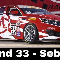 iRacing BSR Kia Cup Round 33 - Sebring