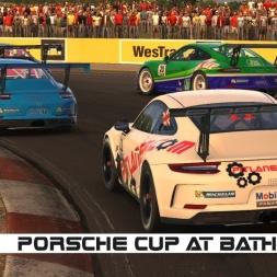 iRacing.com / Porsche Cup Car / Bathurst Race 3