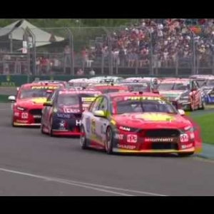 2017 V8 Supercars - Albert Park Melbourne - Race 3