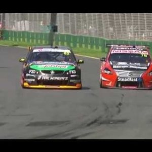 2017 V8 Supercars - Albert Park Melbourne - Race 4