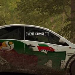 Dirt Rally - PTSims Rally Series 2017 - Rally Germany - SS16 Verbundsring Reverse