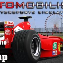 Automobilista | Formula V10 | Kansai (Suzuka)