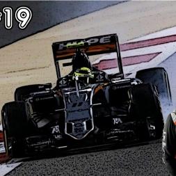 F1 2016 Career - S3R19: Brazil - Drive of A Lifetime!