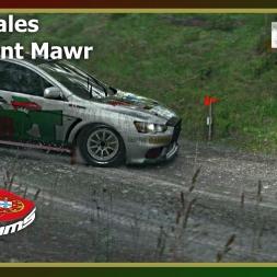 Dirt Rally - PTSims Rally Series 2017 - Rally Wales - SS01 Pant Mawr