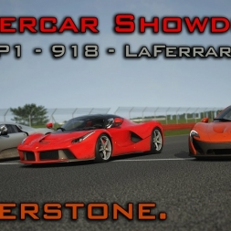 Hypercar Showdown | LaFerrari vs Porsche 918 vs McLaren P1 | Assetto Corsa