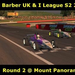 iRacing - Skip Barber UK and I League S2 2017 @ Mount Panorama