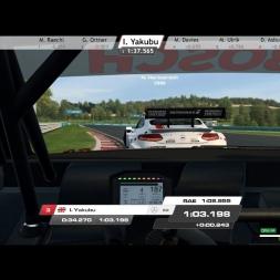 RaceRoom DTM 2016 Hotlapping @ Hungaroring