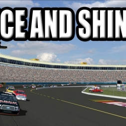 Nascar Racing 2003: All modded up! (Trucks at Phoenix)