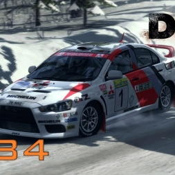 DiRT Rally Gameplay: Best Driving So Far? | R4 Professional Championship - Episode 84
