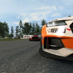 Raceroom Audi TT Cup Karlskoga with Racedepartment