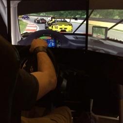 rFactor 2 - SIMTEK Porsche GT3 Mod - @ Brands -
