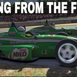 iRacing Skip Barber at Road Atlanta - Racing from the front
