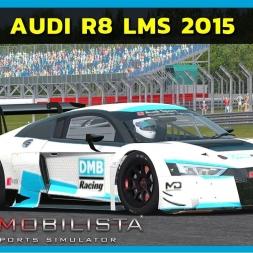 AUDI R8 LMS 2015 at Silverstone (PT-BR)
