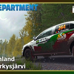 Dirt Rally - RDRC 08 - Rally Finland - SS02 Jyrkysjärvi