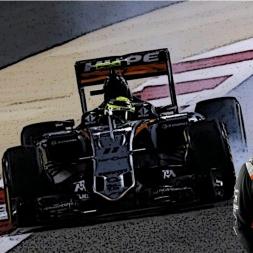F1 2016 Career - Season 3 Montage