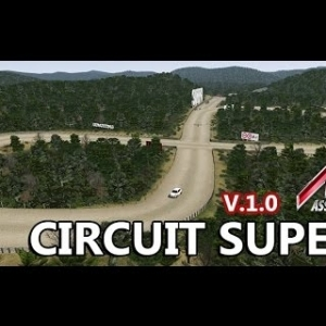 ASSETTO CORSA : CIRCUIT SUPER 8 V.1.0