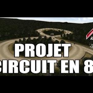 circuit en 8 sur ASSETTO CORSA ?