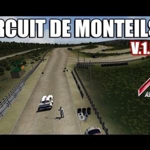 ASSETTO CORSA : CIRCUIT DE MONTEILS V.1.0