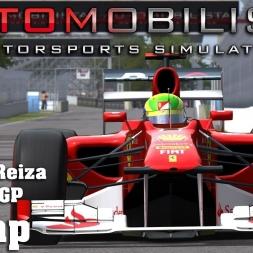 Automobilista | Hotlap | Formula Reiza | Montreal GP [1:10.000]