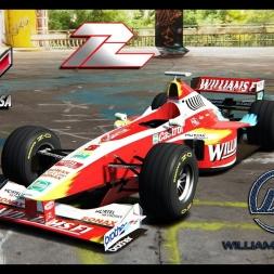 Assetto Corsa 4K * WILLIAMS FW21 [Beta1]