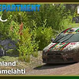 Dirt Rally - RDRC 08 - Rally Finland - SS03 Hämelahti