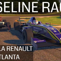 Baseline Racer #1 - Formula Renault at Road Atlanta #iRacing