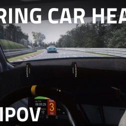 RaceRoom | Volvo S60 TC1 @ Nordschleife 24h #realPOV