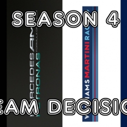 F1 2016 Career - Season 4 Team Decision